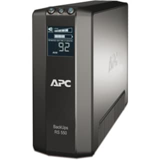 APC Back-UPS RS 550VA Tower UPS
