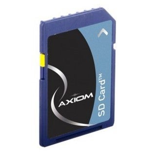 Axiom 4GB Micro Secure Digital High Capacity (SDHC) Card - Class 4
