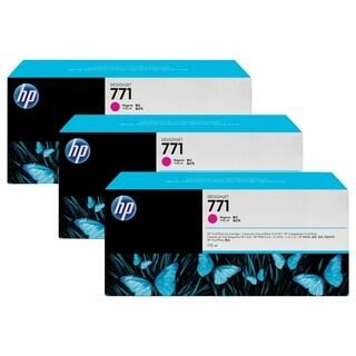 HP 771 Original Ink Cartridge - Magenta