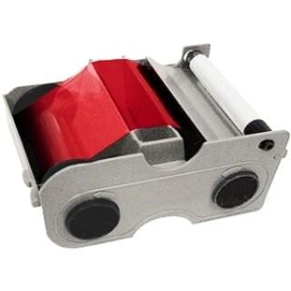 Fargo 45105 Ribbon Cartridge - Red