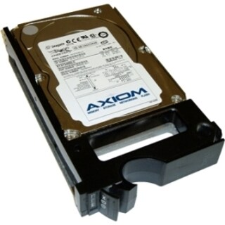 Axiom 300GB 6Gb/s SAS 15K RPM LFF Hot-Swap HDD for HP - 516814-B21, 5