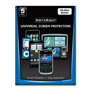 Fellowes WriteRight Universal Screen Protectors