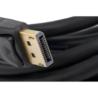 Unirise Display Port Cable M-M, 3ft