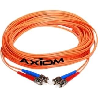 Axiom LC/SC Multimode Duplex OM1 62.5/125 Fiber Optic Cable 5m