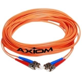 Axiom SC/ST Multimode Duplex OM1 62.5/125 Fiber Optic Cable 5m
