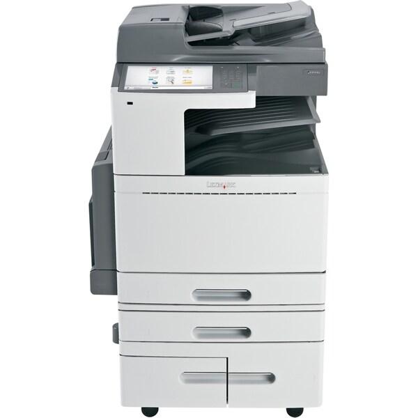 Lexmark X950 X954DHE LED Multifunction Printer - Color - Plain Paper