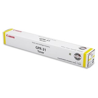 Canon GPR-31 Original Toner Cartridge - Yellow