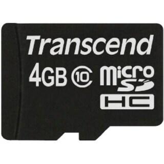 Transcend 4 GB microSDHC