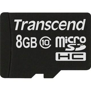 Transcend 8 GB microSDHC