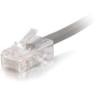 C2G 25ft Cat5e Non-Booted Unshielded (UTP) Network Patch Cable (Plenu