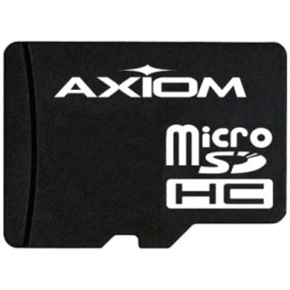 Axiom 32GB Micro Secure Digital High Capacity (SDHC) Class 10 Flash C