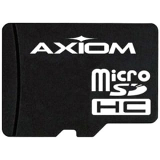 Axiom 8GB Micro Secure Digital High Capacity (SDHC) Class 10 Flash Ca