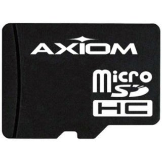 Axiom 16GB Micro Secure Digital High Capacity (SDHC) Class 10 Flash C