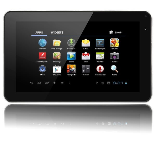 Kaser NetsGo YF730A-8G Tablet - 8 GB - Android