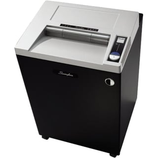 Swingline TAA Compliant CS25-44 Strip-Cut Shredder, Jam-Stopper&