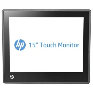 "HP L6015tm 15"" LED LCD Touchscreen Monitor - 4:3 - 25 ms"