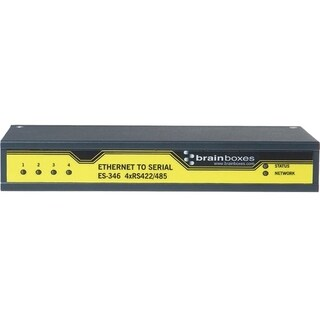 Brainboxes ES-346 Ethernet to Serial Device Server