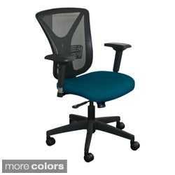 Executive Mesh Back Chair with Black Base