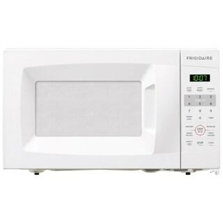 Frigidaire 0.7 Cu. Ft. White Countertop Microwave