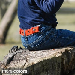 Dapper Snapper Original Toddler Belt in Solid Colors