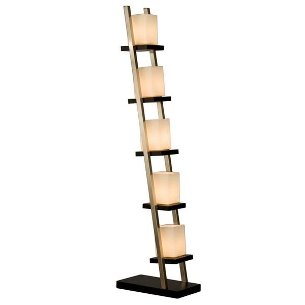 Contemporary Stairwell Floor Lamp