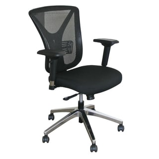 Executive Mesh Chair with Aluminum Base