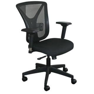Marvel Executive Mesh Back Chair with Black Base