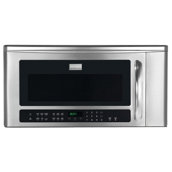 Frigidaire Gallery Series 2 Cubic-Feet Stainless Steel Over-the-Range Microwave