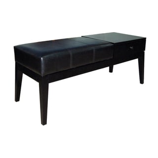 Synthetic Leather Bench