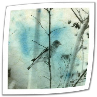 Elena Ray 'Asian Bird' Unwrapped Canvas - Multi