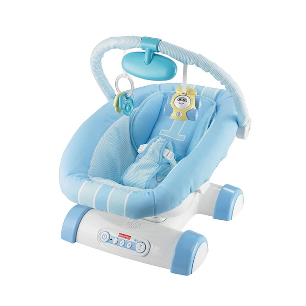 Fisher Price Cruisin Motion Soother In Blue Free