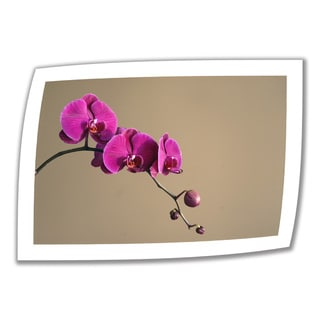 Elena Ray 'Magenta Orchid' Unwrapped Canvas