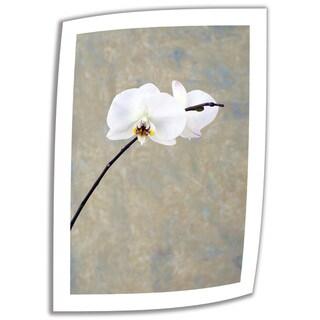 Elena Ray 'Orchid Blossom' Unwrapped Canvas - Multi