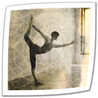 Elena Ray 'Living Prayer' Unwrapped Canvas - Multi
