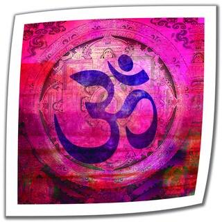 Elena Ray 'Om Mandala' Unwrapped Canvas