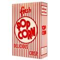 Paragon Large Classic Popcorn Boxes 1.25-ounces (Case of 100)