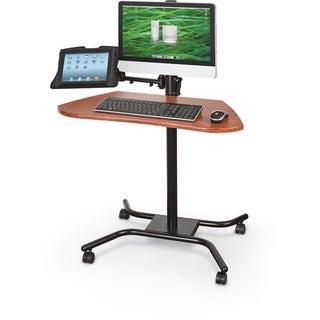 WOW Tablet Workstation Desk - Cherry