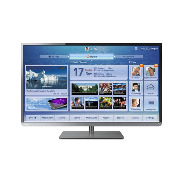"Toshiba 39L4300U 39"" 1080p LED-LCD TV"