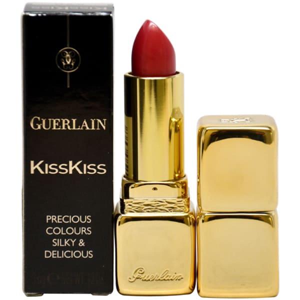 Guerlain KissKiss No. 570 Rose Impudique Lipstick