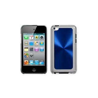INSTEN Blue Cosmo Back iPod Case Cover for Apple iPod Touch Generation 4