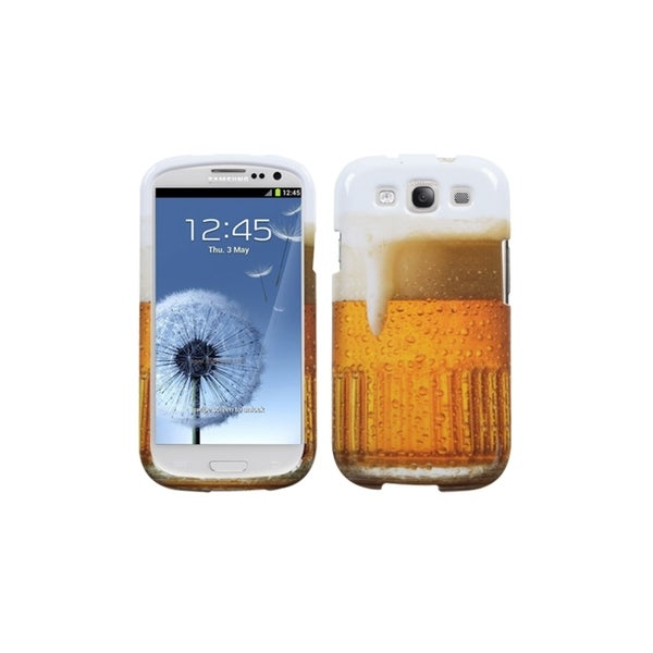 MYBAT Beer-Food Cover Case for Samsung© Galaxy S 3 i9300 T999