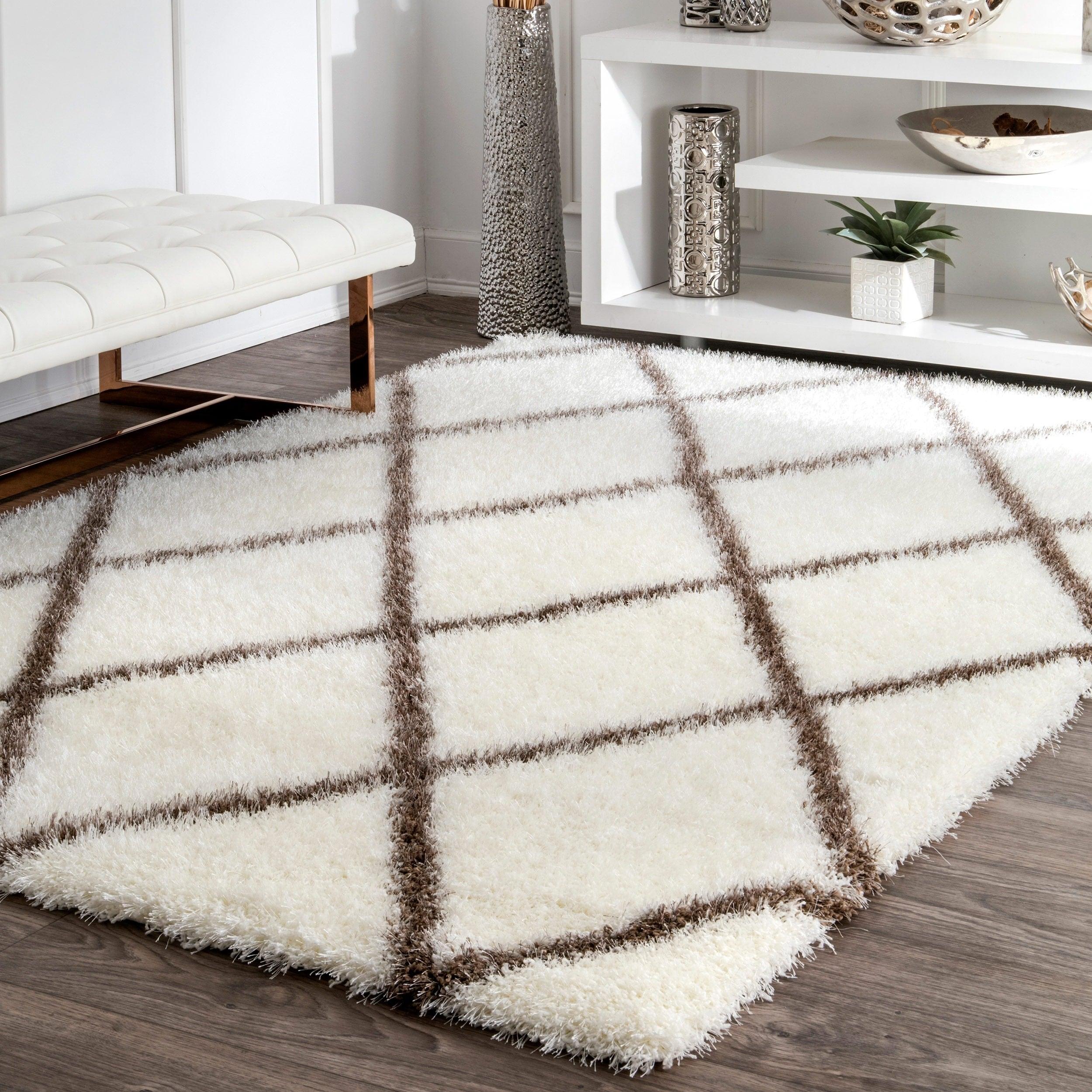 Nuloom Soft And Plush Moroccan Trellis Rug