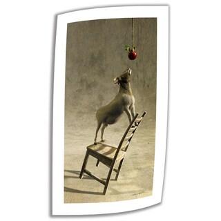 Cynthia Decker 'Equilibrium I' Unwrapped Canvas