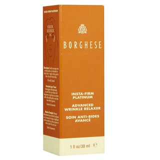 Borghese Insta-firm Platinum 1-ounce Wrinkle Relaxer