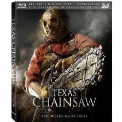 Texas Chainsaw 3D (Blu-ray Disc)