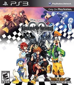 PlayStation 3 - Kingdom Hearts HD 1.5 ReMIX
