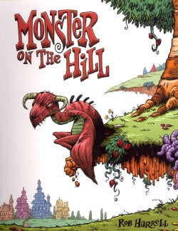 Monster on the Hill (Paperback)