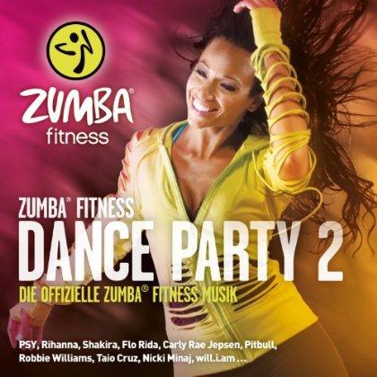 ZUMBA FITNESS-DANCE PARTY 2 - ZUMBA FITNESS-DANCE PARTY 2