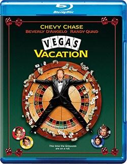 Vegas Vacation (Blu-ray Disc)