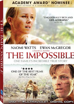 The Impossible (DVD)